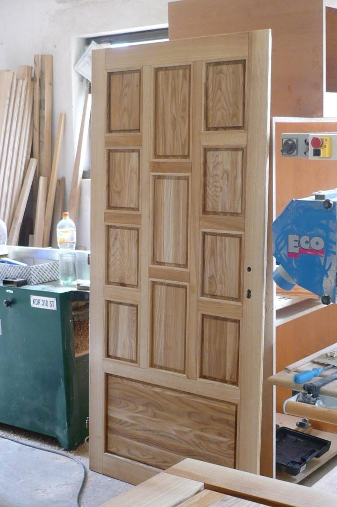 Interiérové dveře plné