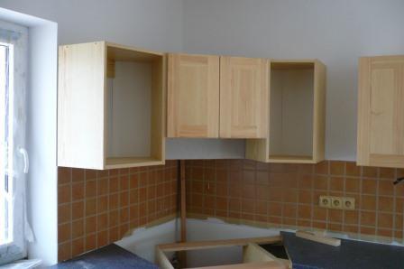Montáž kuchyně Hronov