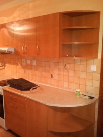 Kuchyně standardní Náchod, detail